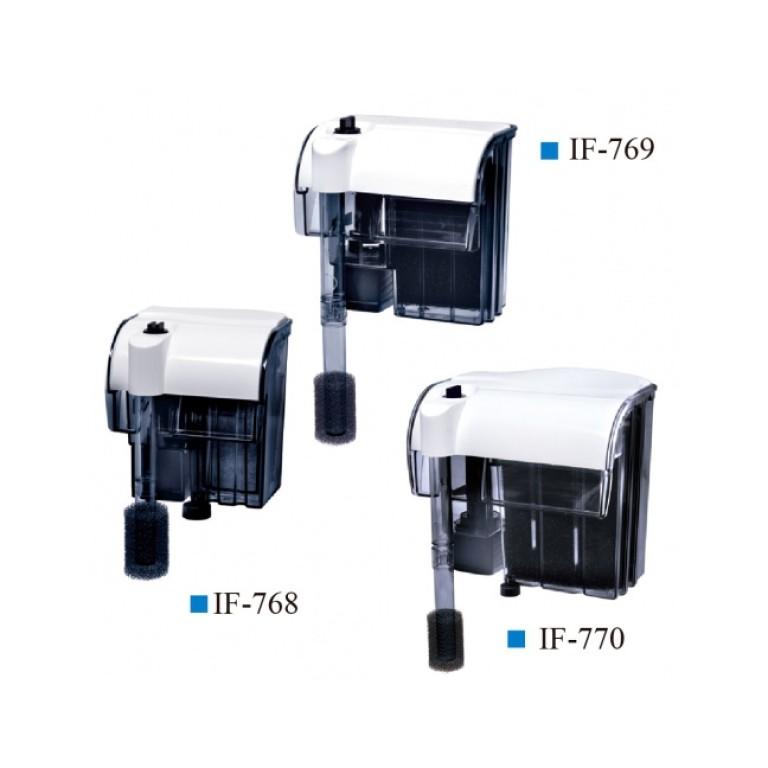 ISTA F400 Hang-On Filter Akasztós akvárium szűrő