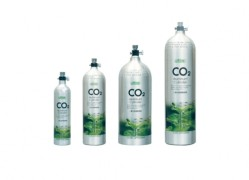ISTA - Alumínium CO2 palack 1 Liter