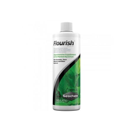 Seachem - Flourish 500ml /Növénytáp/