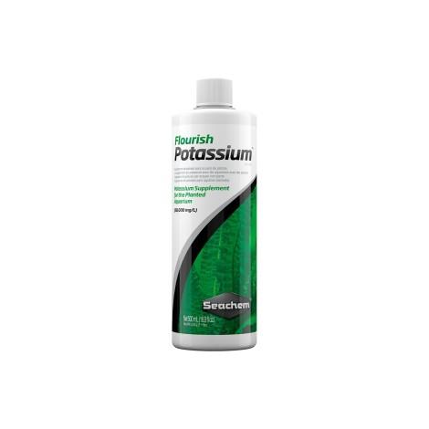 Seachem - Flouris Potassium (kálium) növénytáp - 250ml