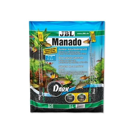JBL - Manadó Dark akvárium talaj - 10 liter
