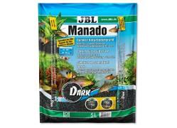 JBL - Manadó Dark akvárium talaj - 5 liter