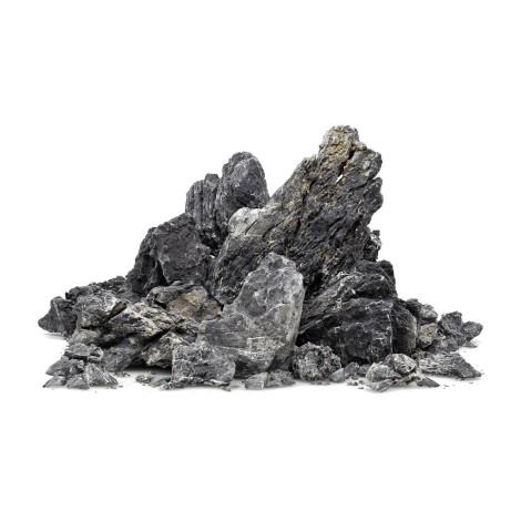 Dark Seiryu Akváriumi dekorációs kő