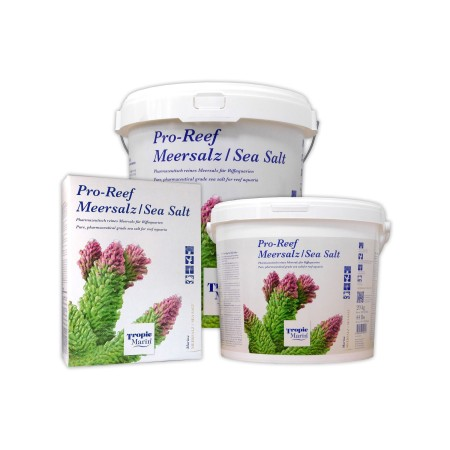 Tropic Marin PRO-REEF 4kg - tengeri só