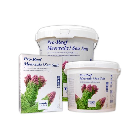 Tropic Marin PRO-REEF 25kg - tengeri só