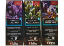 RED SEA Reef Foundation A (Ca/Sr) - 500 ml nyomelem