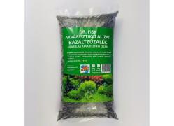 Dr. Fish Bazalt zúzalék 2kg (1-3mm) - akvárium aljzat