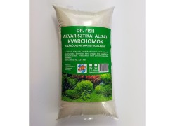 Dr. Fish Kvarchomok 2kg (0,1-1mm) - akvárium aljzat
